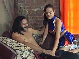 Cheerleader Latina Cheerleader Latina Big Cock