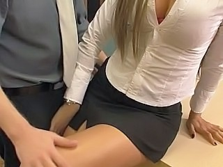 Pantyhose Office Skirt Pantyhose