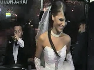 Bride Orgy Wedding