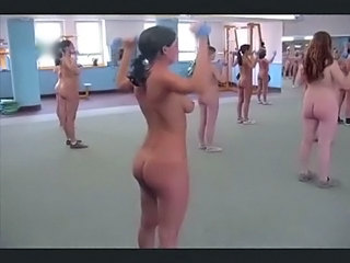Aerobic Dancing Nudists