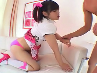 Pigtail Cute Panty Skirt Asian Cute Asian Panty Asian