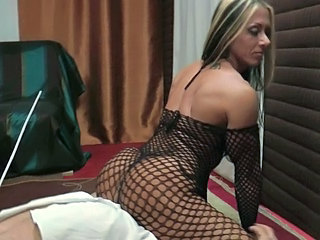 Facesitting Fishnet Ass Fishnet Homemade Mature Mature Ass