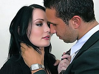 Videos from: beeg | Aggressive Dirty Sex On The Tv Set