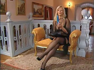 Vivian Schmitt Black Stockings Fuck Acti...