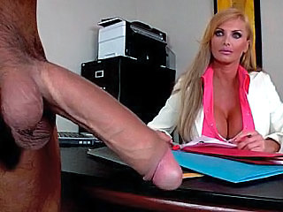 Long Hair Office  Big Cock Milf Big Tits Big Tits Amazing