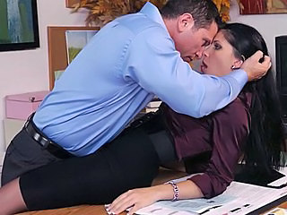 Brunette  Office Milf Office Office Milf