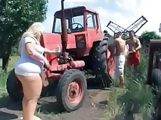 Ssbbw Farmer     ;s Daughter