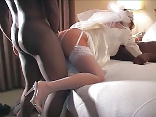 Bride Homemade Hardcore