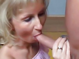 Videos from: tubewolf | Mature blonde sucks for hot loads