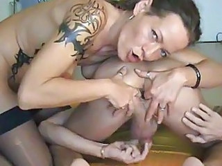 Videos from: tubewolf | She rims his ass before they have hot sex