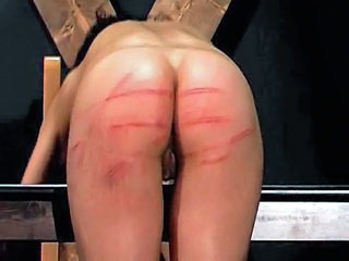 Videos from: tubewolf | The girls are marked up with implements of pain