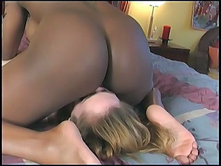 Interracial Ass Worship