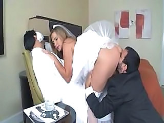 Bride Big Cock Amazing Bride Sex