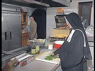 Nun Kitchen Anal German German Anal