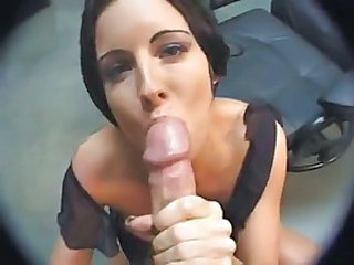 Videos from: tubewolf | Sweetheart sucks a big cock to a cumshot