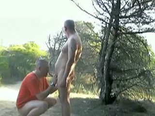 Man Gay Outdoor Outdoor
