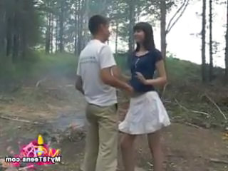 Skirt Girlfriend Outdoor Forest Outdoor