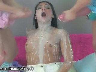 "Close-knit Latina slut gets say no to petite body part4"" target=""_blank"