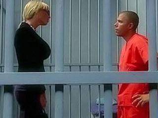 Big Tits Pornstar Prison Big Tits Punish Son