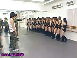Army Orgy Japanese Huge Orgy