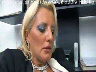 Italian European Mature Office Secretary European Italian Italian Mature