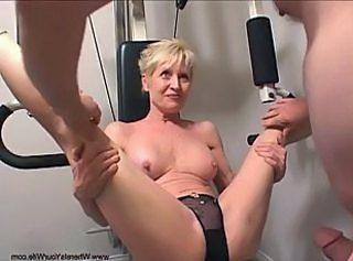 Sport Panty Anal Anal Mature Blonde Anal Blonde Mature