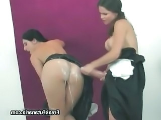 Horny nun fucking her female partner part6