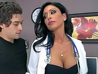 Doctor Uniform Big Tits Big Tits Big Tits Brunette Big Tits Doctor