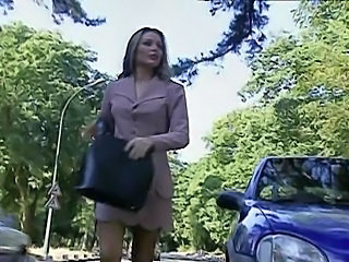 French Outdoor  French French Milf Outdoor