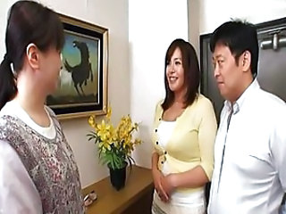 Korean Threesome  Milf Threesome Threesome Milf
