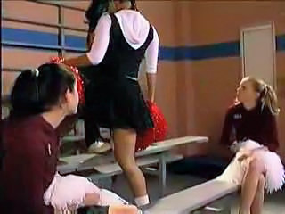 Asian cheerleader fuck