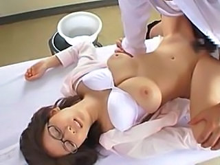 Glasses Hardcore Japanese Asian Big Tits Ass Big Tits Big Tits