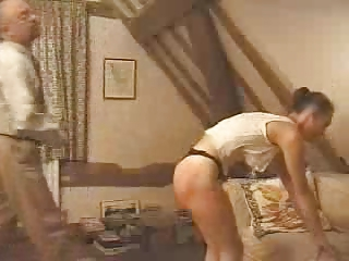 Spanking Vintage Son French