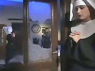 Nun Vintage Uniform Milf Ass