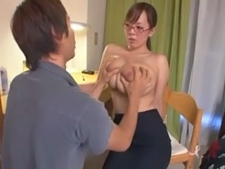 Glasses Japanese  Asian Big Tits Ass Big Tits Big Tits