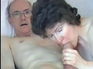 Granny Grandpa German Busty