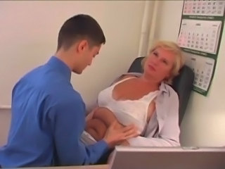 Office Mature Russian Lingerie Old And Young Russian Mature