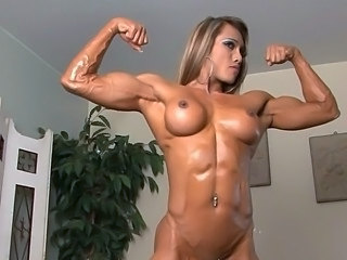 Muscled Thai Asian Milf Asian