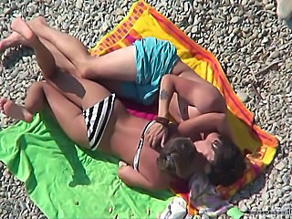Voyeur Kissing Beach Beach Bikini Beach Sex Beach Teen