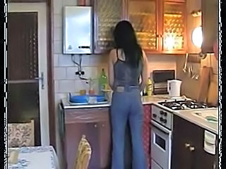 Kitchen Brunette Hardcore Amateur Teen Dad Teen Forced