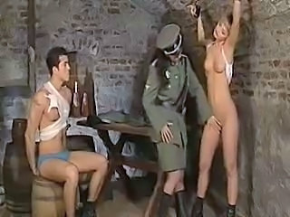 Prison Bondage Uniform Son Teen Threesome Threesome Teen