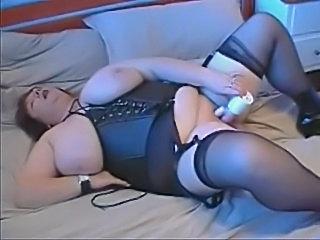 Mature Bbw Mature Corset Leather