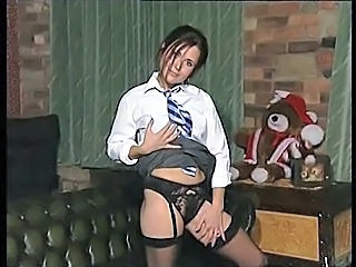 Stripper Brunette Cute Cute Brunette Cute Teen Stockings