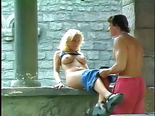 Flexible Outdoor Big Tits Acrobat Big Tits Blonde Big Tits Hardcore