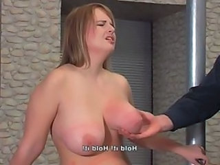 Painful casting teen ria
