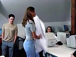 Student Fantasy with extremely hot teacher