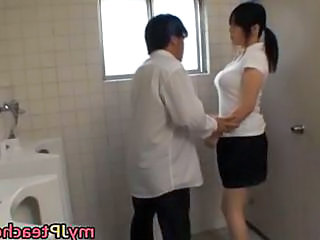 Toilet Japanese Teacher Asian Big Tits Big Tits Asian Big Tits Milf
