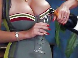 Drunk Party Silicone Tits Big Tits Milf Drunk Party Milf Big Tits