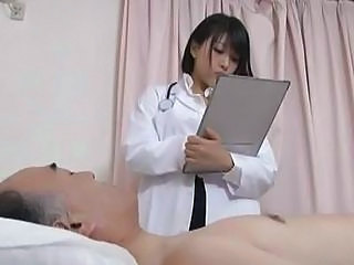 Old and Young Doctor Uniform Asian Babe Cute Asian Cute Japanese