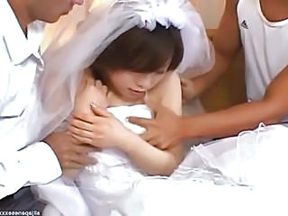 Bride Threesome Teen Anal Teen Asian Anal Asian Teen